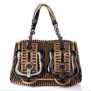 💯Authentic Vintage Rare Fendi B bag